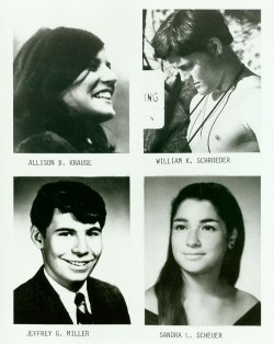May 4, 1970: Four Kent State Students were killed