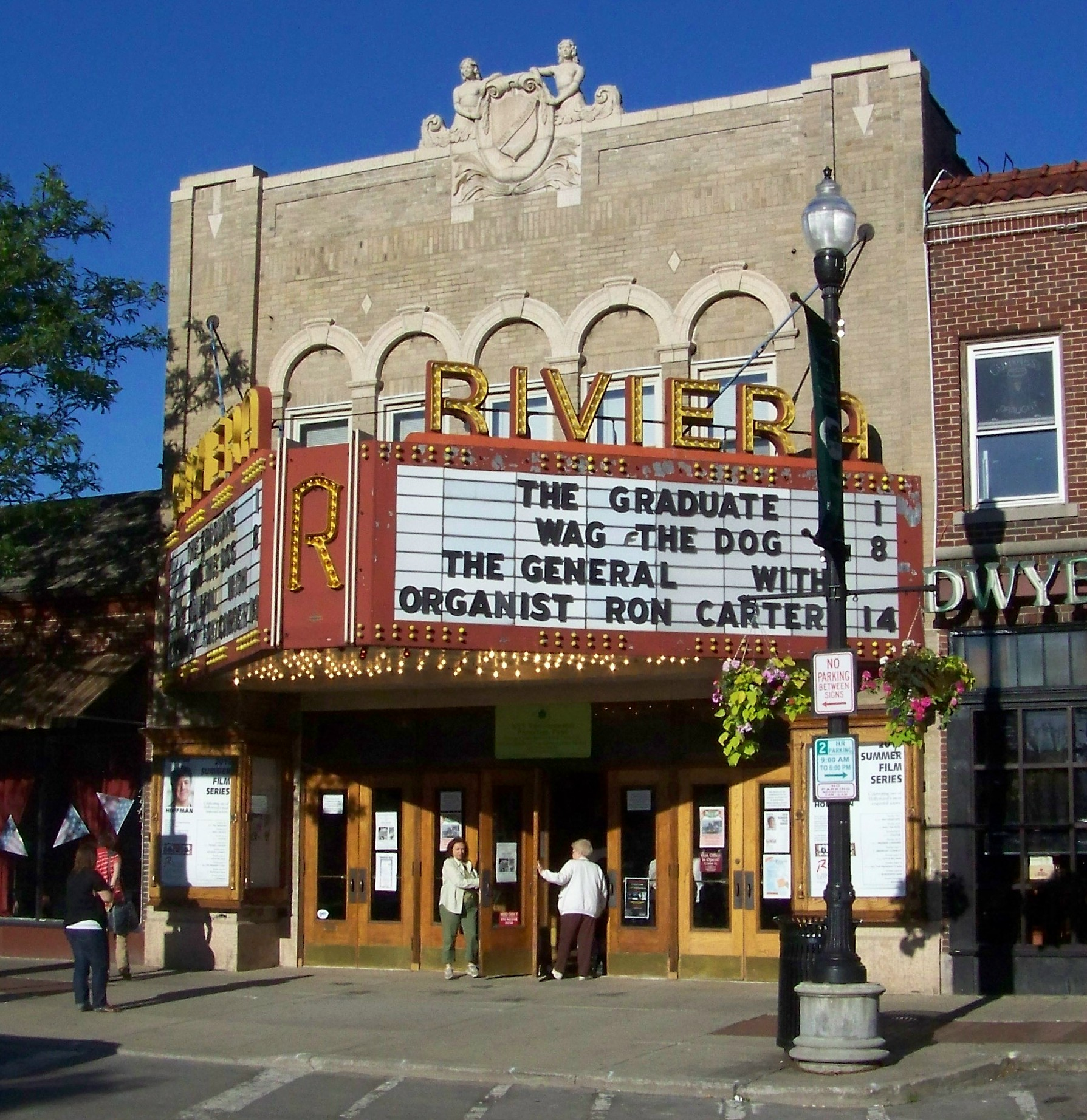 Summer Film Festival In A Classic Old Theatre Niagara At