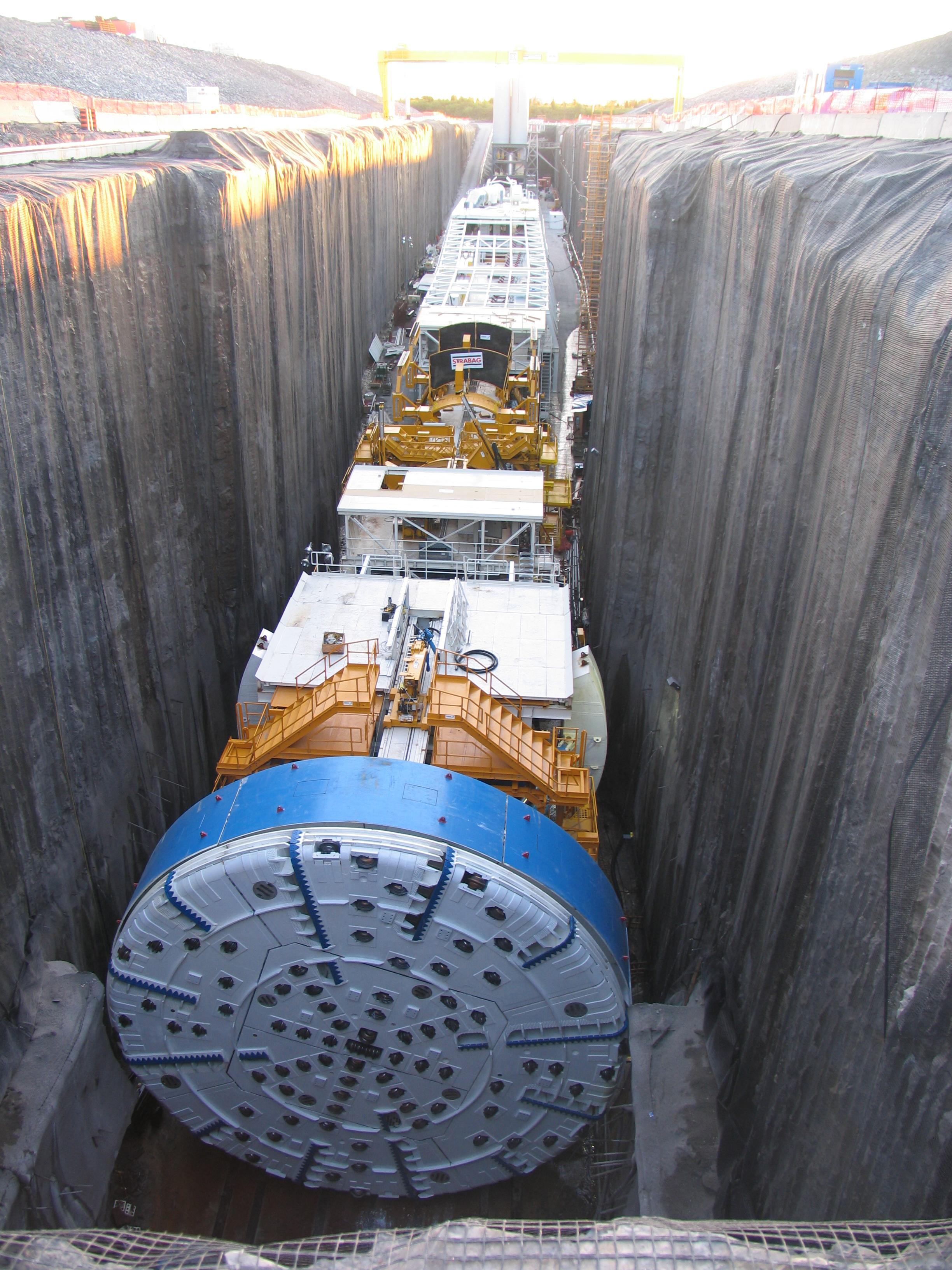 Massive Niagara Hydro Tunnel Project Nears Breakthrough