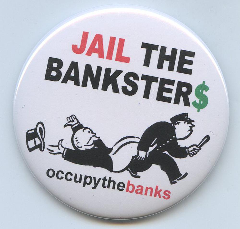 banksters1 Lamnistie financière (ou comment les responsables de la crise échappent aux poursuites)