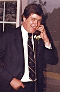 St. Catharines Standard publisher Henry Burgoyne at the helm of the newspaper during some very good years.
