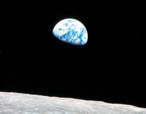 This photo of earth from the moon, taken by U.S. space travellers  in the late 1960s, inspired the first Eath Day. It taught us, or should have taught us that this wondrous planet in our solar system and beyond, remains the only place that is an oasis for life as we know it. We must have the vision to look after it, or we may lose it all.
