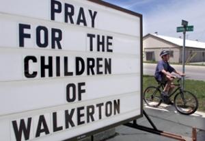pray for walkerton