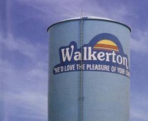Walkerton Water Tower
