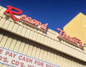 Record Theatre in Buffalo, New York, one of the last great independent stores left between Toronto and New York City. Support it while you can!