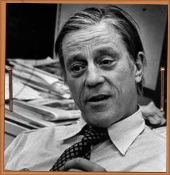 Ben Bradlee was the prototype of one of the last managing editors of journastic integrity and courage in a now-gone golden age of North American newspapers.