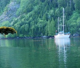 The  Haida Gwaii region is one of Canada's great natural gems