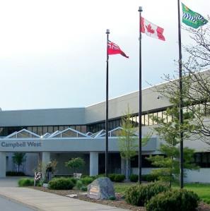 Niagara, Ontario's regional headquarters