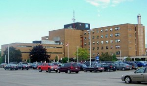 The Welland Hospital site in Niagara, Ontario is about the only facility approximating a fully functioning hospital for south Niagara residents in the Welland, Port Colborne, Wainfleet and Fort Erie areas. file photo by Doug Draper