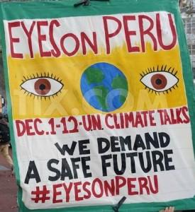 climate change peru