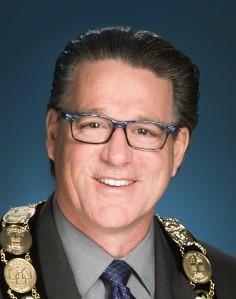 Niagara Regional Chair Al Caslin