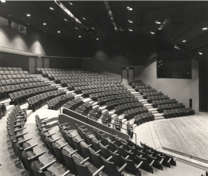 The out-going Sean 'Sullivan Theatre at Brock University was a venue for some of the most iconic performers of the last 50 years. File photo courtesy of Brock University