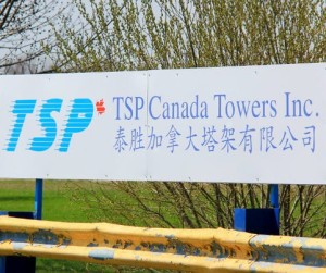 tsp canada towers inc thorold
