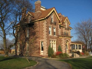 The Keefer Inn in the Niagara, Ontario community of Thorold begain as the 19th century home of one of the region's founding families and would have been destroyed had it not been for public and private partners at the local level working to save it, and convert it into a now beloved inn and restaurant. Photo by Doug Draper
