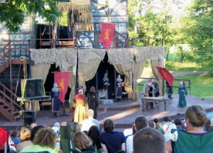 Shakespeare In Delaware Park in Buffalo, New York is back for 40th season. File photo by Doug Draper