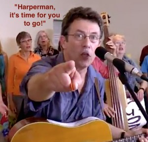Environment Canada scientist Tony Turner on forced leave for singing it like it is about Harper