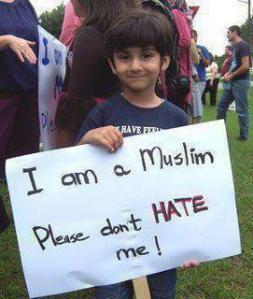 muslim please don't hate me