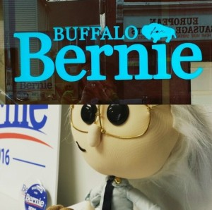 buffalo for bernie