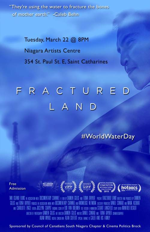 fractured land posters