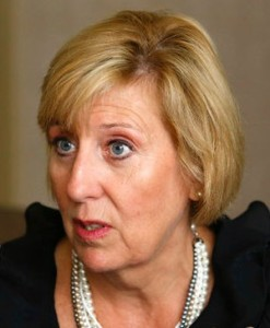 Ontario PC MPP Women's Issues Critic Laurie Scott