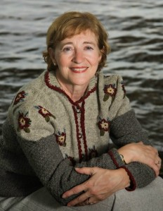 Council of Canadians national chairperson Maude Barlow