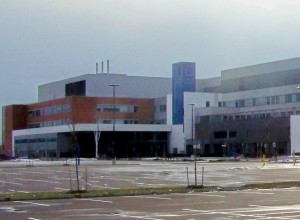 Niagara's one and only new hospital, opened three years ago this winter in the region's north end.