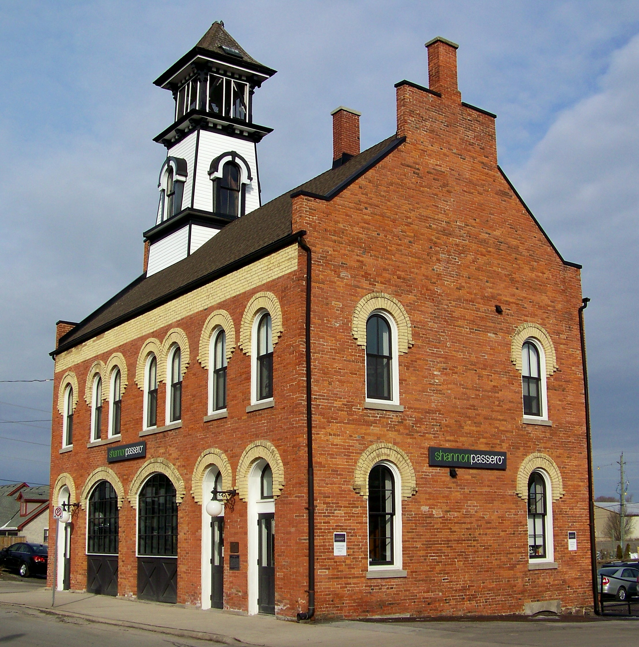 Thorold (ON) Canada  city photos : Canada's National Heritage Magazine Features Historic Buildings In ...