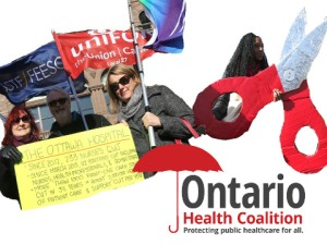 ontario health coalition cuts
