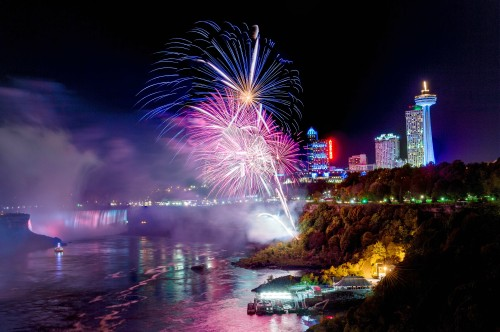 Photo courtesy of Ontario's Niagara Parks Commission