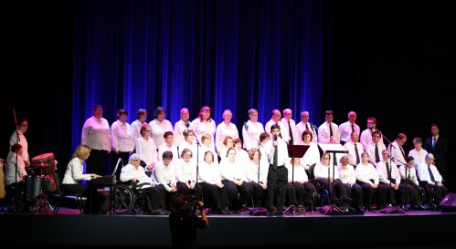 Niagara, Ontario's Momentum Choir in concert. File photo
