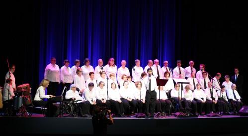 Niagara, Ontario's Momentum Choir in concert. File photo