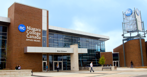 Niagara College Welland-Frontview campus