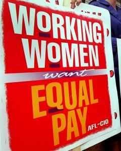 women pay