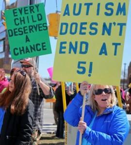 autism demo