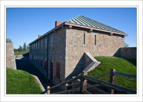 Old Fort Erie in Niagara, Ontario