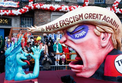 trump float two