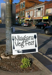 Photo courtesy of Niagara VegFest