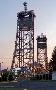 'Energy-from-waste' incinerator in the works for Niagara community of Allanburg. Photo of Allanburg Bridge over Welland Canal by Doug Draper