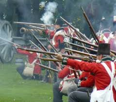 Battle of Chippawa re-enactment. File photo from Niagara Parks