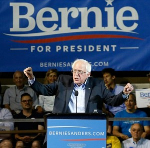 Bernie Sanders has drawn thousands to his campaign rallies