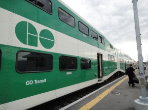 go train two