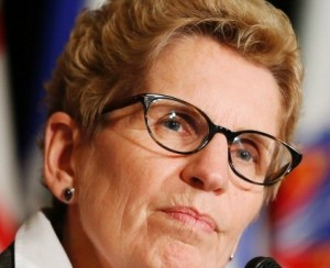 Ontario Premier Kathleen Wynne makes cabinet changes
