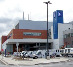 The Niagara Health System's newest hospital in west St. Catharines. File Photo by Doug Draper