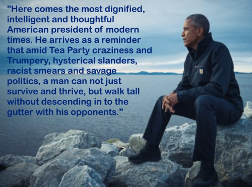 obama versus trump