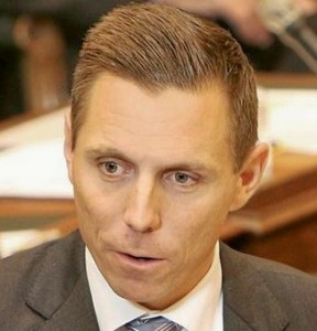 Ontario Opposition and Tory Party leader Patrick Brown