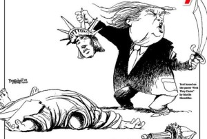 when trump came