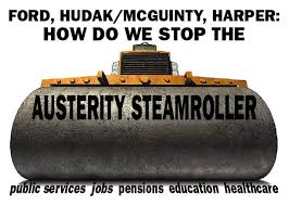 austerity steamroller
