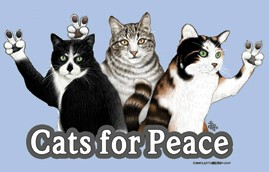 cats for peace