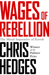 chris hedges revolution