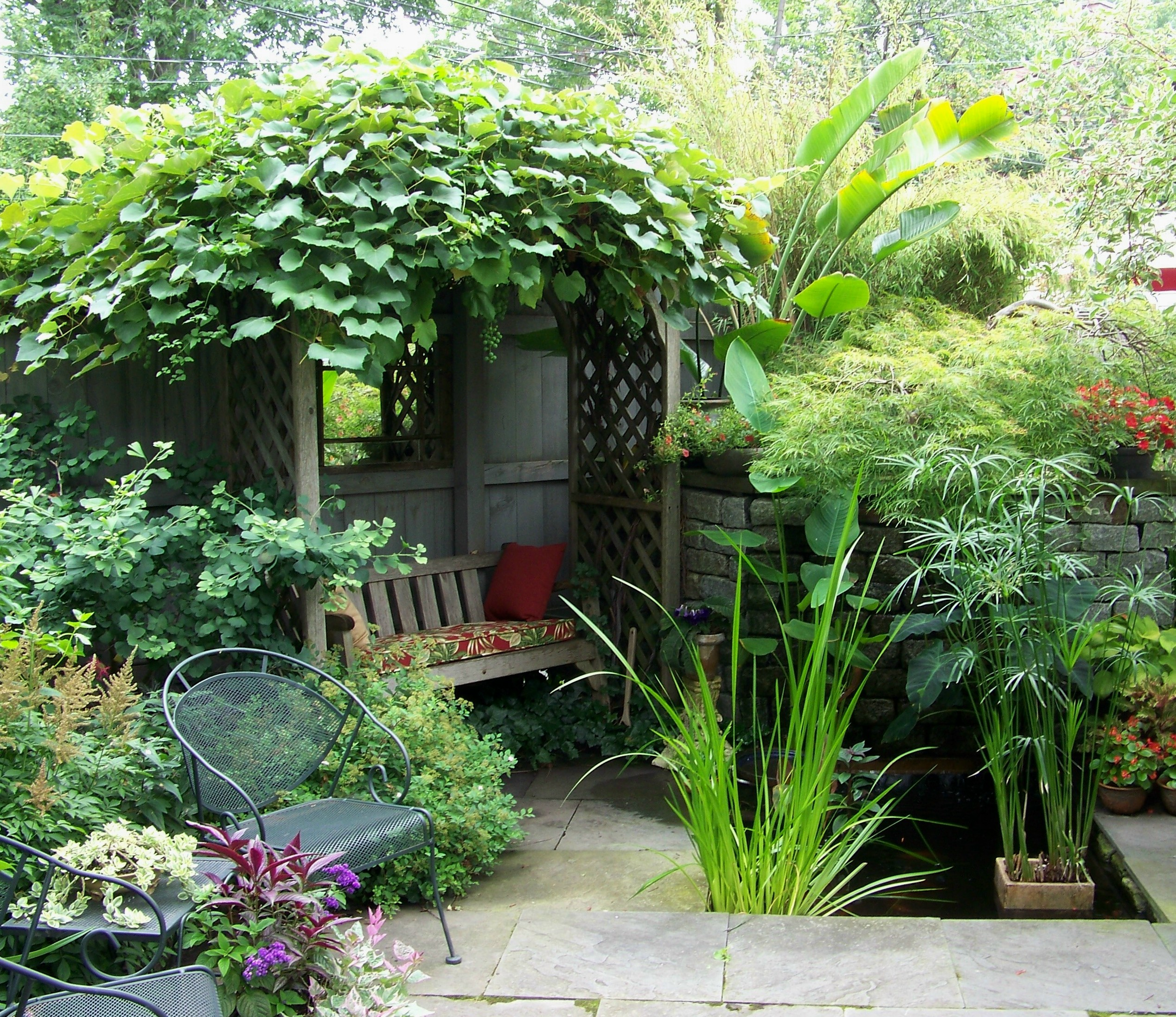 Hamburg Garden Walk 2016: July 30th & 31st 2016